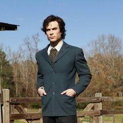 Damon, Mystic Falls 1864.