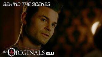 The Originals Memories Claire Holt, Daniel Gillies, & Joseph Morgan The CW