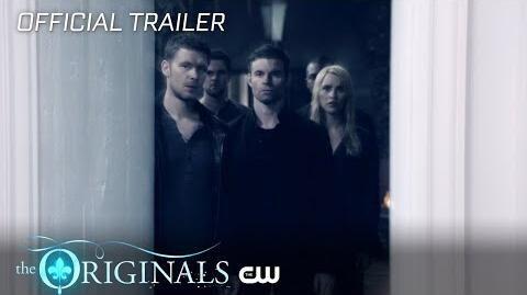 The Originals Season 5 Trailer