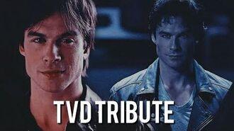 1. Damon Salvatore Raise Hell TVD Tribute to Characters