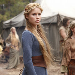 Rebekah (Früher)