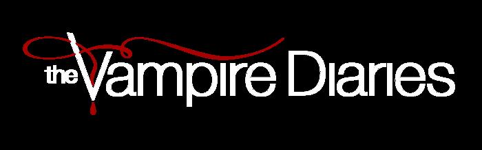 Vampire diaries white logo by chenwei zachary-d55a6mz