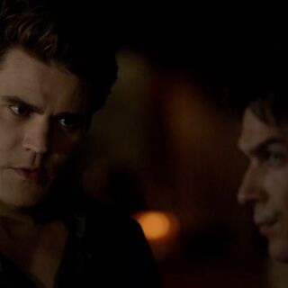 Silas reading Damon's mind