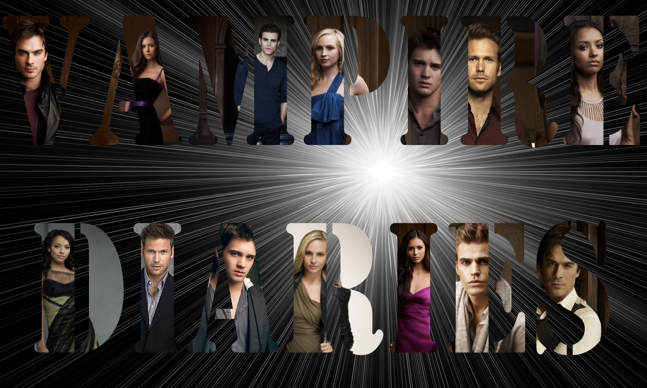 The Vampire Diaries: the actors of one of the best occult TV series of our time 27