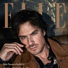 Elle shop — Summer 2017, China, Ian Somerhalder