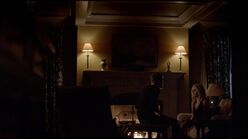 Stefan and Caroline snapshot 6x22