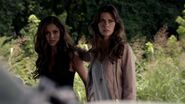 Katherine and Nadia TVD 5x03