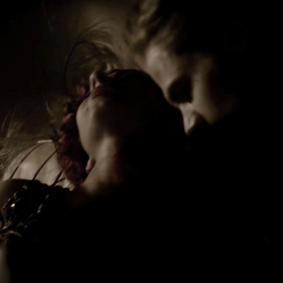 <b>Unnamed woman</b> † <br />She appeared during 1920s flashback where Stefan killed her.