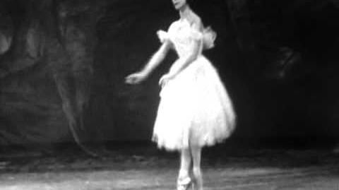 Margot Fonteyn Rudolf Nureyev Giselle (PAS DE DEUX FROM ACT II)