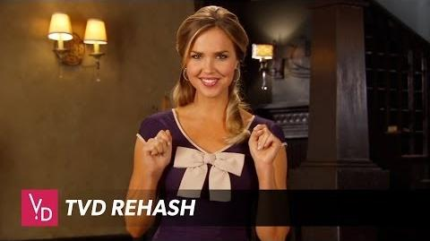 The Vampire Diaries - Rehash Death and the Maiden