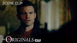 The Originals The Kindness Of Strangers Scene The CW