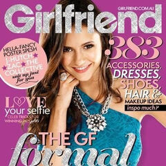 Girlfriend — Jul 2013, Australia, Nina Dobrev