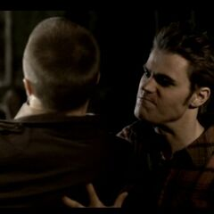 Stefan rips out Brady's heart