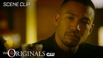 The Originals God's Gonna Trouble The Water Scene The CW