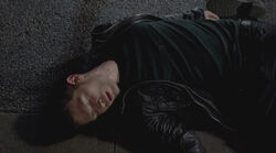 Klaus after attack
