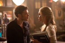 Klaus and Camille TO 1x02