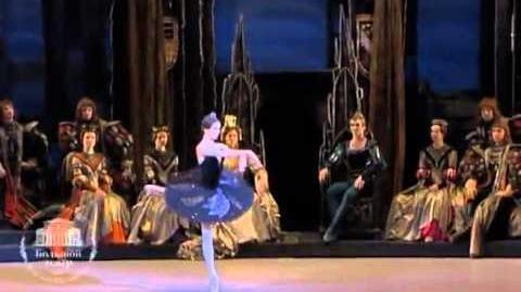 Svetlana Zakharova - Black Swan Variation
