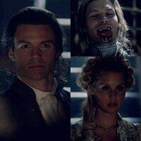 TO 101 Klaus Elijah Rebekah