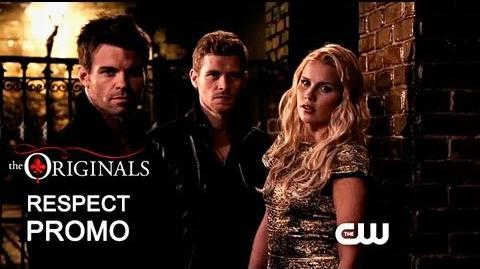 The Originals - Respect Promo