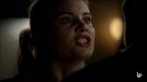 Camie Slaps Klaus - The Originals S1E6 - Fruit of the Poisoned Tree