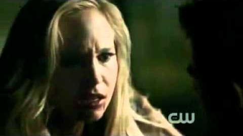 Caroline bites Matt 2x03 The Vampire Diaries