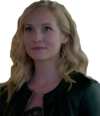 Caroline Forbes perfil portada