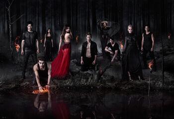 Season Five The Vampire Diaries Wiki Fandom Powered By Wikia