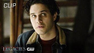 Legacies I'll Tell You A Story Scene The CW