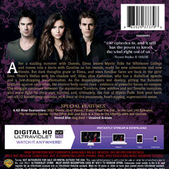 The Vampire Diaries: The Complete Fifth Season (DVD) | The