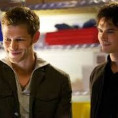 Klaus und Damon