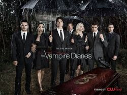 The Vampire Diaries - Temporada 8 Poster