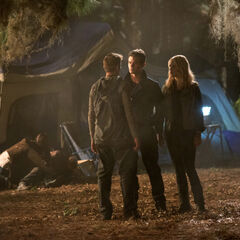 Rebekah and Elijah meet Cary