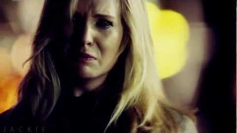 """Caroline forbes """"she doesn't understand how hard it is..."""""""