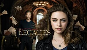 Legacies Key Art Poster