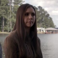 Last time I was here I was so in love with Stefan.