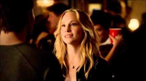"Stefan & Caroline 4x16 ""We deserve a little bit of fun"""