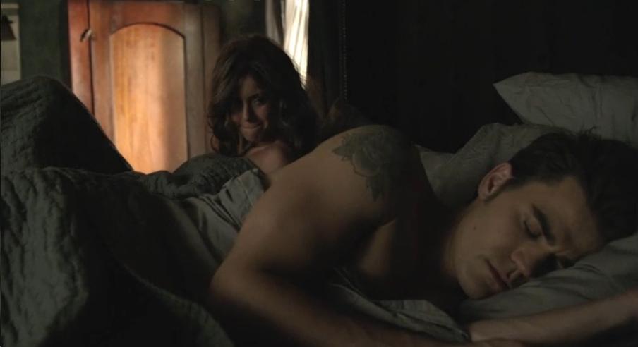 what episode do stefan and caroline sleep together