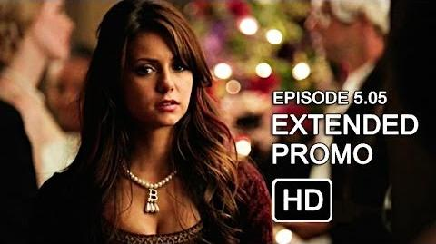 The Vampire Diaries 5x05 Extended Promo - Monster's Ball HD