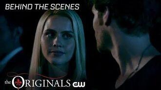 The Originals Favorite Scenes Claire Holt & Nathaniel Buzolic The CW