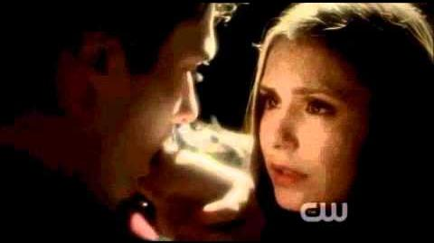 The Vampire Diaries 3x18 - Damon dreams of Elena
