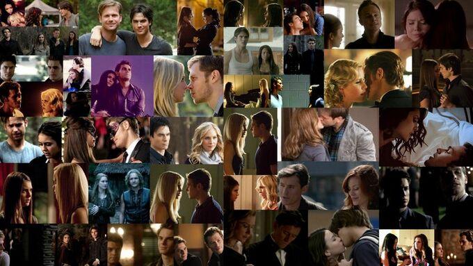 Vampire Diaries Beziehungen