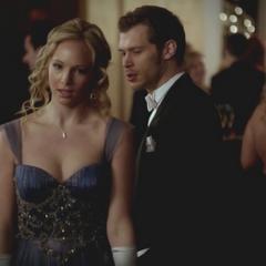 Klaus and Caroline   The Vampire Diaries Wiki   FANDOM