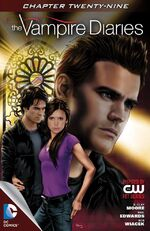 TVD Comic Twenty-Nine