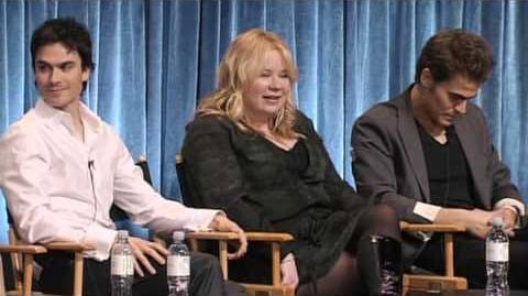 2012 The Vampire Diaries Paleyfest Panel (Full)