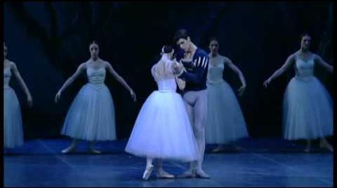 Giselle - Grand Pas De Deux, Svetlana Zakharova and Roberto Bolle