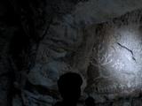 Versteckte Höhle