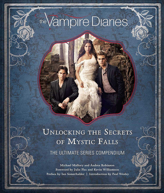 The Vampire Diaries  Unlocking The Secrets Of Mystic Falls