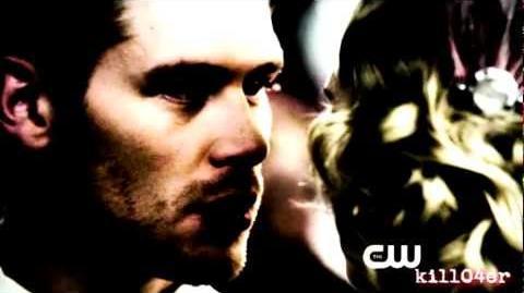 """perhaps one day....""- Klaus and Caroline"