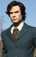 Damon Salvatore Was Born June 18 1839 To Giuseppe And Lillian In What Would Eventually Become The Town Of Mystic Falls Virginia