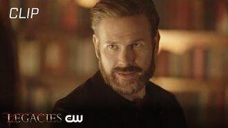Legacies Season 2 Episode 12 Kai Parker Screwed Us Scene The CW
